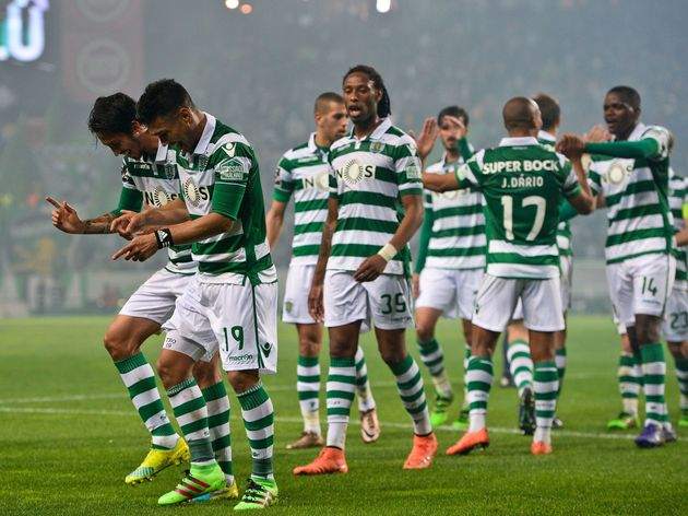 df607886655 Sporting CP Players Wear Fake Names on Shirts in Battle Against ...