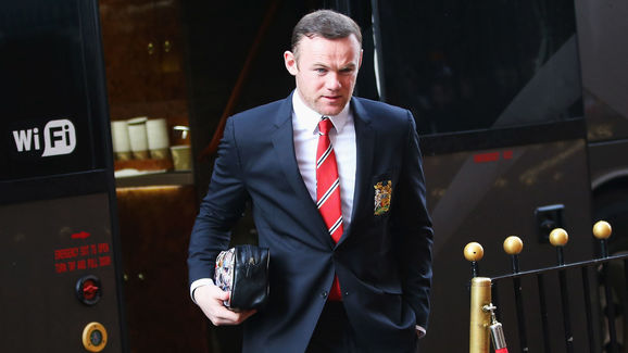 Louis Van Gaal: 'I Am Counting On' Wayne Rooney To Play A