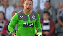 "Rob Elliot ""delighted"" with Newcastle United win"