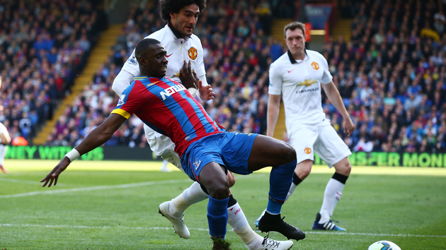 Crystal Palace v Manchester United - Premier League