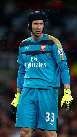 Petr Cech was supposed to be a sign of things to come