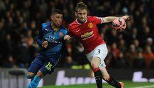 Luke Shaw will be a Manchester United star, says club's former left back Denis Irwin