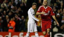 Former Liverpool defender Andrea Dossena will face no further action after being accused of shoplifting in Harrods