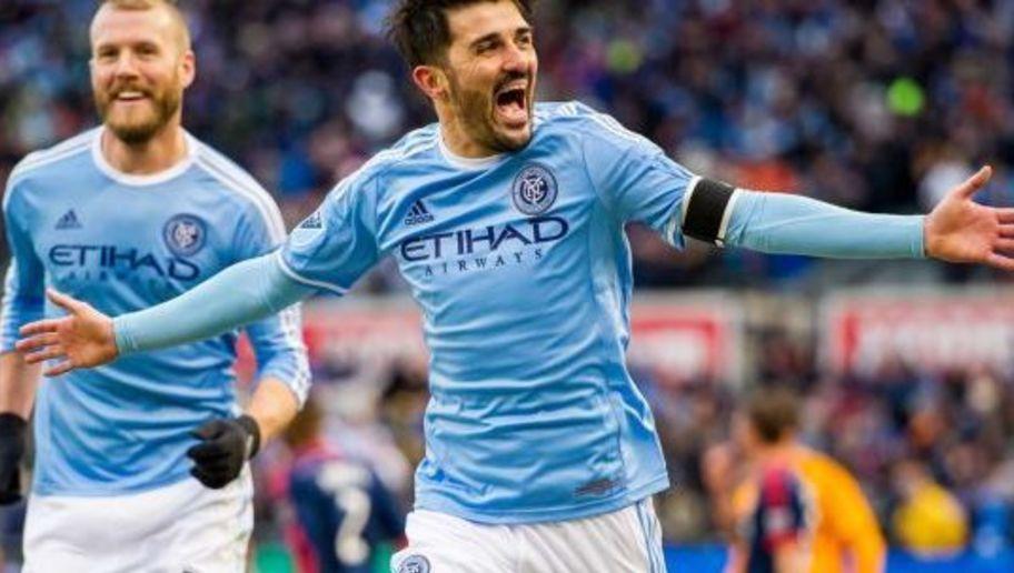 Villa y un viejo amigo: el gol. Volvió anotar. Lleva 12 en lo que va del torneo de la MLS